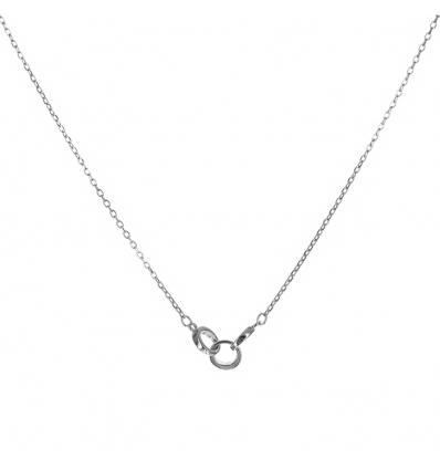 Strieborný náhrdelník 42 až 45cm